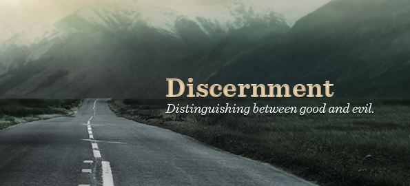 Practice Discernment with Essential Oils